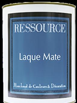 Laque Mate - Ressource Paint